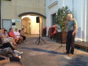 Conferenza di Giorgio Mambretti a Chiavari - 11/07/2015