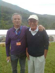 Giugno 2013-incontro con Federico Cellina autore di un bellissimo libro sulla Terra Cava