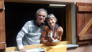 Mauro e Maria Luisa alla Casetta 2/6/14