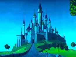 …nel castello su in collina...
