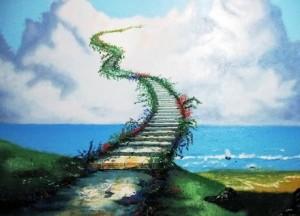 La scala verso il Paradiso