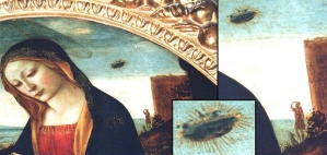 Ufo nella Storia dell'Arte