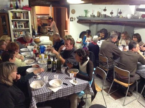 Cena alla Casetta
